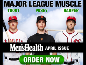 Men's Health - Major League Muscle